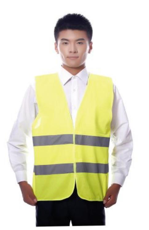2003 reflective vest