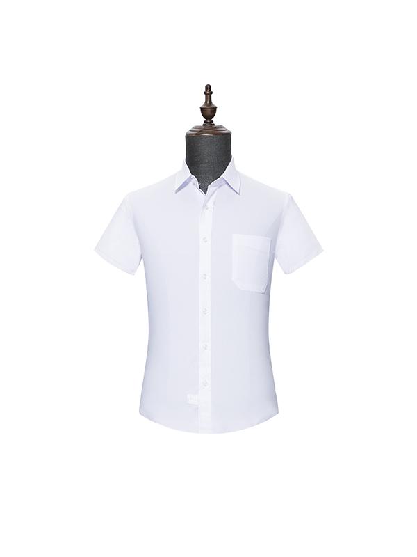 White mens shirt