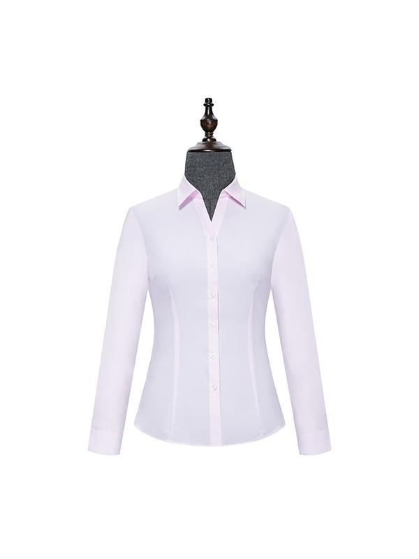 Pink shirt for women
