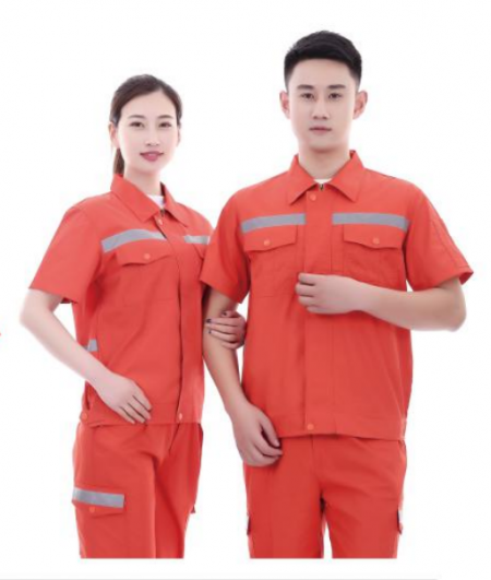 Polyester cotton twill warning clothing