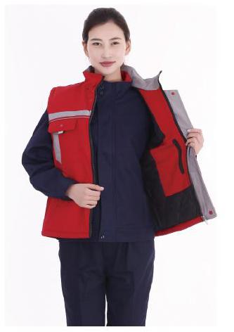 Winter cotton vest